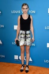 Britt Robertson - 2015 MOCA Gala in LA 5/30/15