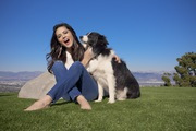Sunny Leone Set 'With Puppies' HQ's x 74(Footlovers)