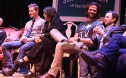 Джаред Падалеки и Девочки Гилмор   фестиваль в Остине 2015