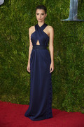 Emily Ratajkowski - 2015 Tony Awards in NYC 6/7/15