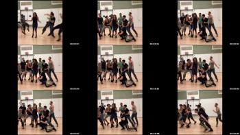 """Katharine McPhee - Instagram Video of """"Bombshell"""" Rehearsal"""