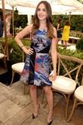 Alison Brie - CFDA/Vogue Fashion Fund Event (October 23, 2014)