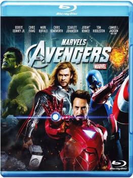 The Avengers + Bonus (2012) Full Blu-Ray 62Gb AVC ITA DTS-HD H-R 7.1 ENG DTS-HD MA 7.1