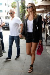 Stacy Keibler - Out for Lunch 6/13/15